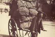 Artiste / Eugène Atget / Histoire des Arts : XIXème / XXème s.  Jean Eugène Auguste Atget, est un photographe français, né le 12 février 1857 à Libourne, décédé le 4 août 1927 à Paris / + d'infos sutr : http://classes.bnf.fr/atget/ / by Valérie WINTZ