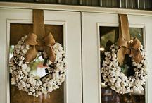 Crafty Crafts- Wreaths