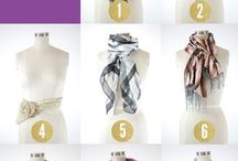 scarfs / by Chloe+Isabel