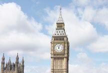 City Guide Londres / by Céline
