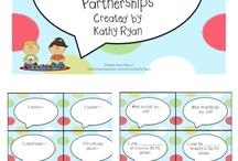 Kindergarten Math Class