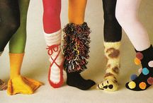 We Love Socks / Socks we would love to get our feet into!