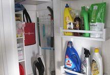 storage declutter