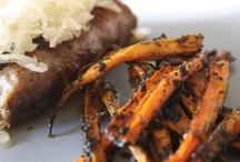 Veggie/Side Recipes / by Jennifer Blair Knutson