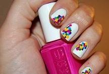 Nails! / by Sarah Hackbarth