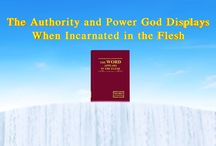 """The Hymn of God's Word """"The Authority and Power God Displays When Incarnated in the Flesh"""""""