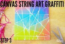 Art string