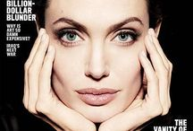 Angelina Jolie / by Diah Arta
