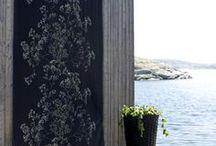 Design: Teija Bruhn / Formgivning av Teija Bruhn inom olika områden