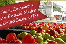 EPM Farmstand / Easton Public Market - Farmstand