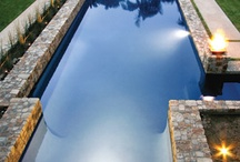 cool pools / by Emily Blackwell
