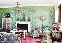 Master Bedroom / Chinoiserie