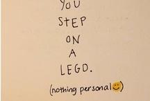 Legos & More / Legos & More...
