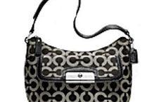 Coach Purse / Gotta love purses. / by Joanne Lee