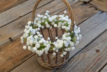 Inspire you {Baskets of flowers} / Pretty!