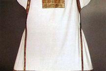 Liturgical dress 1000-1300
