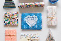 Papel / Paper product ideas
