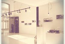 Estudio Tigomigo / Un espacio de arte contemporáneo, creatividad, pasión y sobretodo... emoción. Situado en una antigua fábrica textil en el centro de Terrassa.