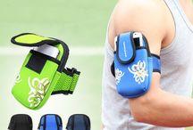 Jogging-Taschen / Der sichere Platz für das Handy beim Joggen.