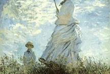 Claude Monet  (1883-1926) / http://www.fondation-monet.fr/fr/ http://savannah.over-blog.fr/categorie-11512707.html http://fr.wikipedia.org/wiki/Claude_Monet
