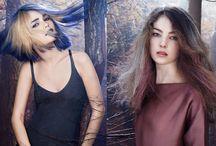 WOODLAND / collezione hair A/I 2014 Davines