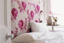 Romantic Interiors / by Vicki Sleet