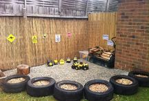 ideas for playspaces in preschool