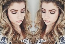 Hair & Beauty / Awesome hairstyles and make up I would like to try