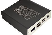Access Box - Sistem de control acces 3 in 1