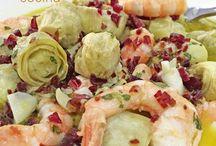 recetas ensaladas y salsas