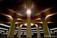 ESTUDIO 22 / Arquitectura / Una de las actividades que Estudio 22 ha realizado desde su creación en 1998, paralelamente a la actividad principal de difusión de la Fotografía de autor, es la Fotografía arquitectónica e industrial, de las que son ejemplo estas imágenes.