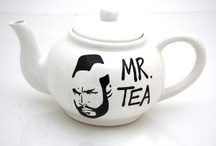 Tea and tea accessories  / I LOVE all things tea / by Misha Noneyobusiness