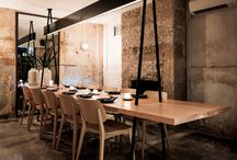 Tavoli legno soggiorno neutri