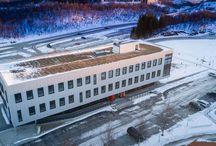Kontorbygg - NORD universitet
