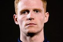 Chris Burke likes.... / A selection of Birmingham City winger Chris Burke's favourite things. / by Birmingham City Football Club