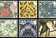 MY STAMP COLLECTION / A Fascination with  art on postage stamps starting at a very young age!