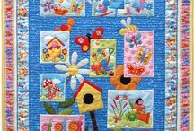 Quilts / The Art of Quilting, Patterns, Favorite Colors, Designs & Themes