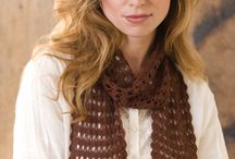 Crochet - Infinity Scarves, Scarves, Crowls / by Krista Isenbarger King