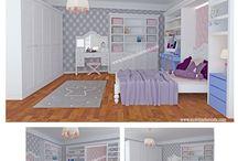 genc kız odasi