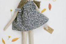 dolls / beautiful handmade and art dolls