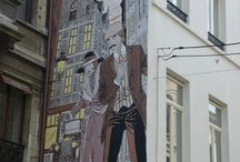 BELGIË / Brussels Streetart