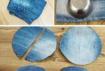 Timas Jeans / Upcycle, re-do, återvinning