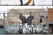 Street Art & Art