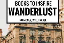 TRAVEL ∞ BOOKS / Books that will inspire you to travel and get you through those long days at work...