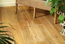 New Wood floor