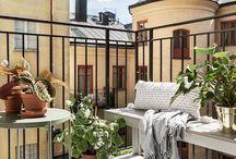 Balkon - - -