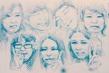 Photo / My Selfies,Friends etc..