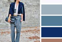color pallete fashion