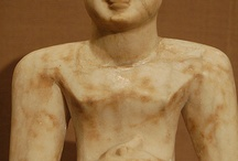 sumerian praying figure