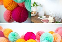 Party decor / by Motte Flavie